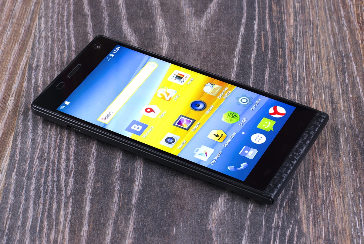 DEXP Ixion MS150 Glider: современный смартфон для экономных - 16