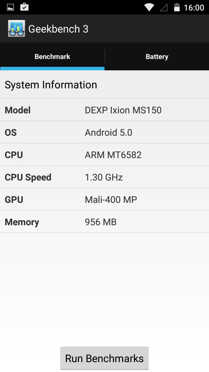 DEXP Ixion MS150 Glider: современный смартфон для экономных - 18