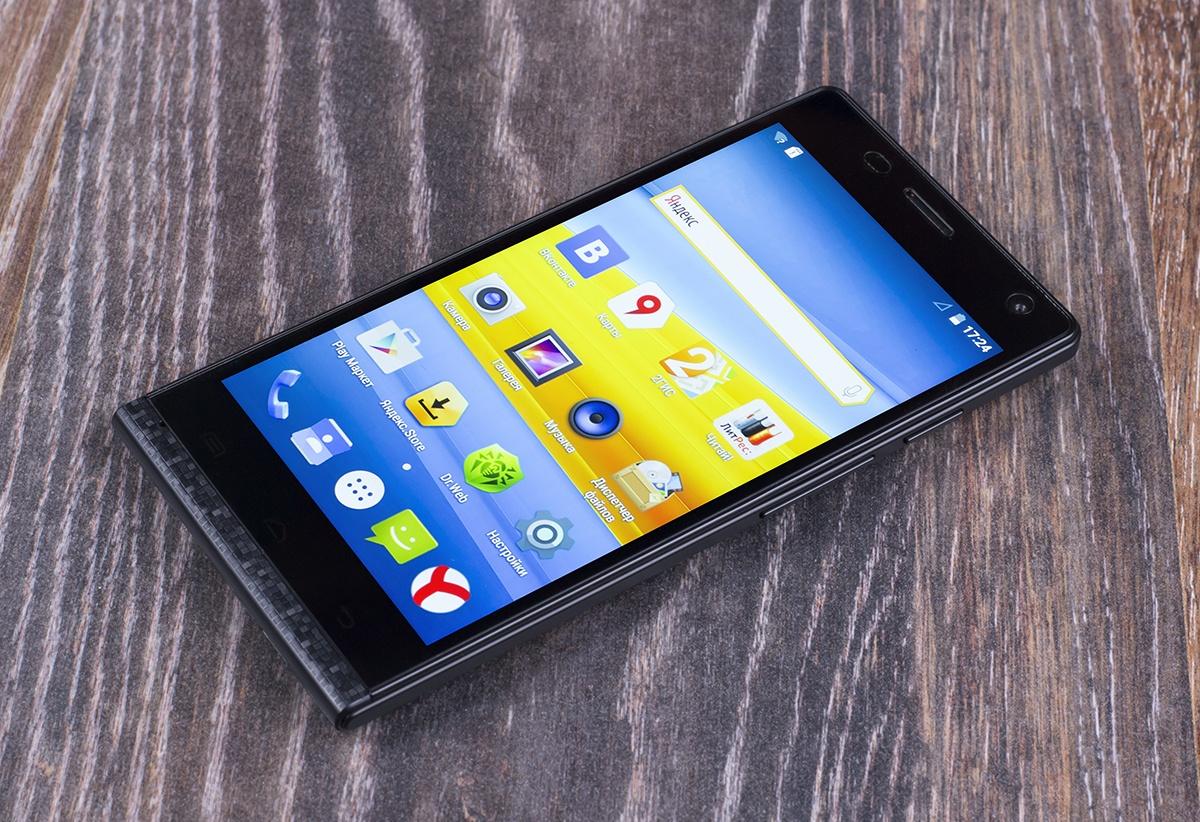 DEXP Ixion MS150 Glider: современный смартфон для экономных - 5