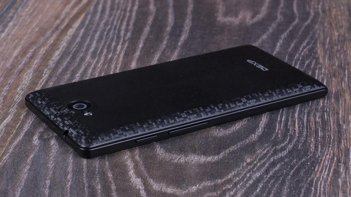 DEXP Ixion MS150 Glider: современный смартфон для экономных - 7