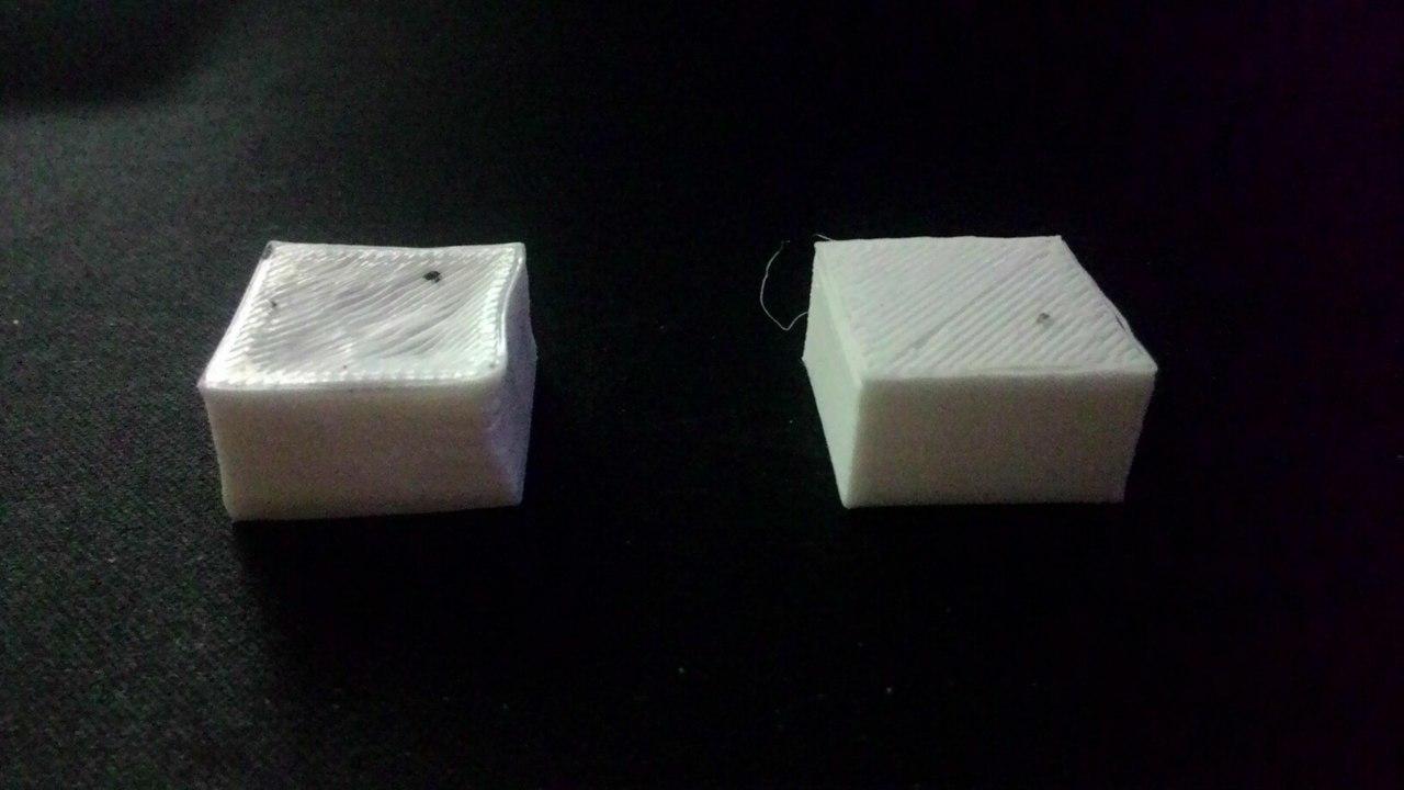 Wanhao Duplicator 4, Тысячелетний сокол и напильник - 9