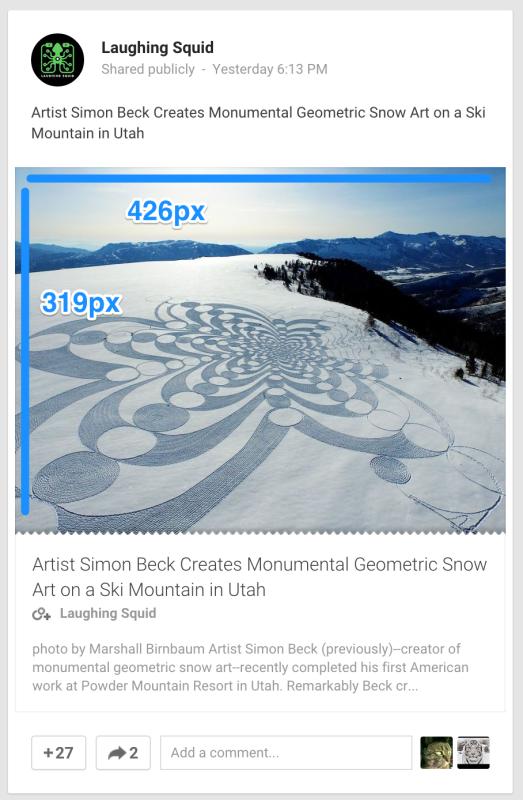 Алгоритм выбора размера изображения для социальных сетей: Руководство от эксперта Buffer - 21