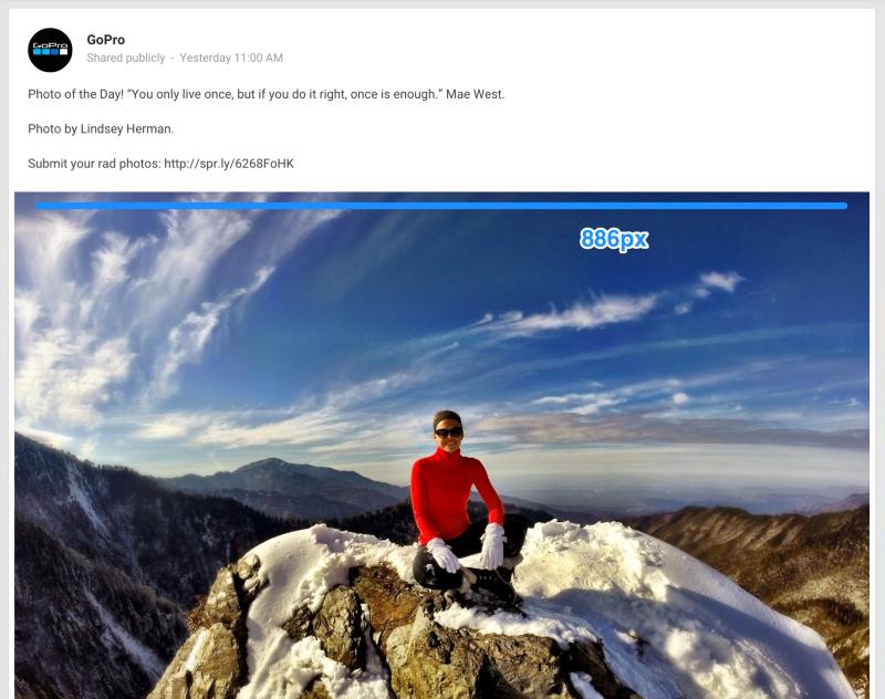 Алгоритм выбора размера изображения для социальных сетей: Руководство от эксперта Buffer - 23