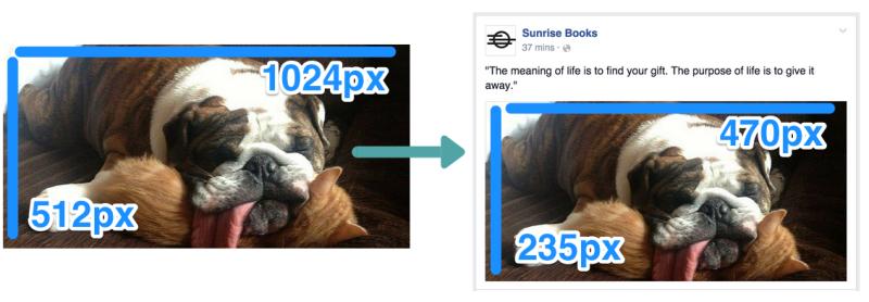 Алгоритм выбора размера изображения для социальных сетей: Руководство от эксперта Buffer - 4