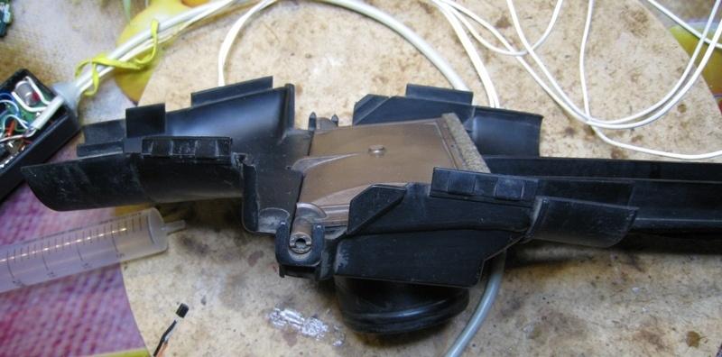 Что Arduino забыла под капотом старого автомобиля или управление температурой воздуха на впуске необычным способом - 4