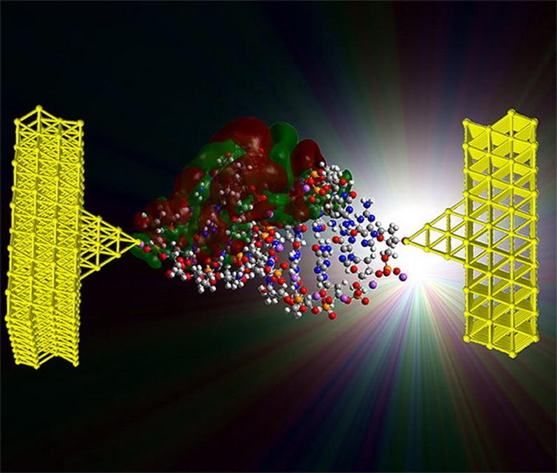 ДНК, как электромеханический переключатель для наноразмерных вычислений - 1