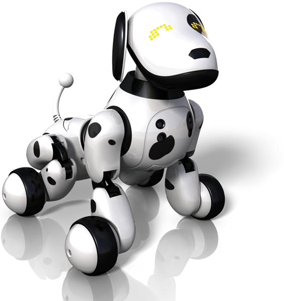Искусственный интеллект в подарок – выбор робота на Новый год с точки зрения потребителя и папы - 9