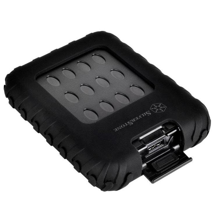Корпус SilverStone MMS01 соответствует требованиям стандарта MIL-STD-810G и имеет степень защиты IP65