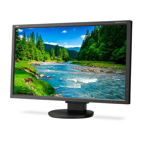 В профессиональных монитора NEC MultiSync EA305WMi и EA275WMi используются панели типа IPS