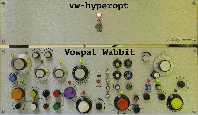 Оптимизация гиперпараметров в Vowpal Wabbit с помощью нового модуля vw-hyperopt - 1