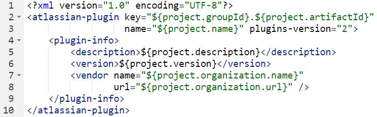 Разработка плагинов для Atlassian JIRA - 2