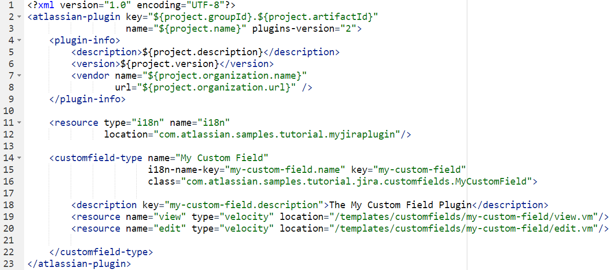 Разработка плагинов для Atlassian JIRA - 3