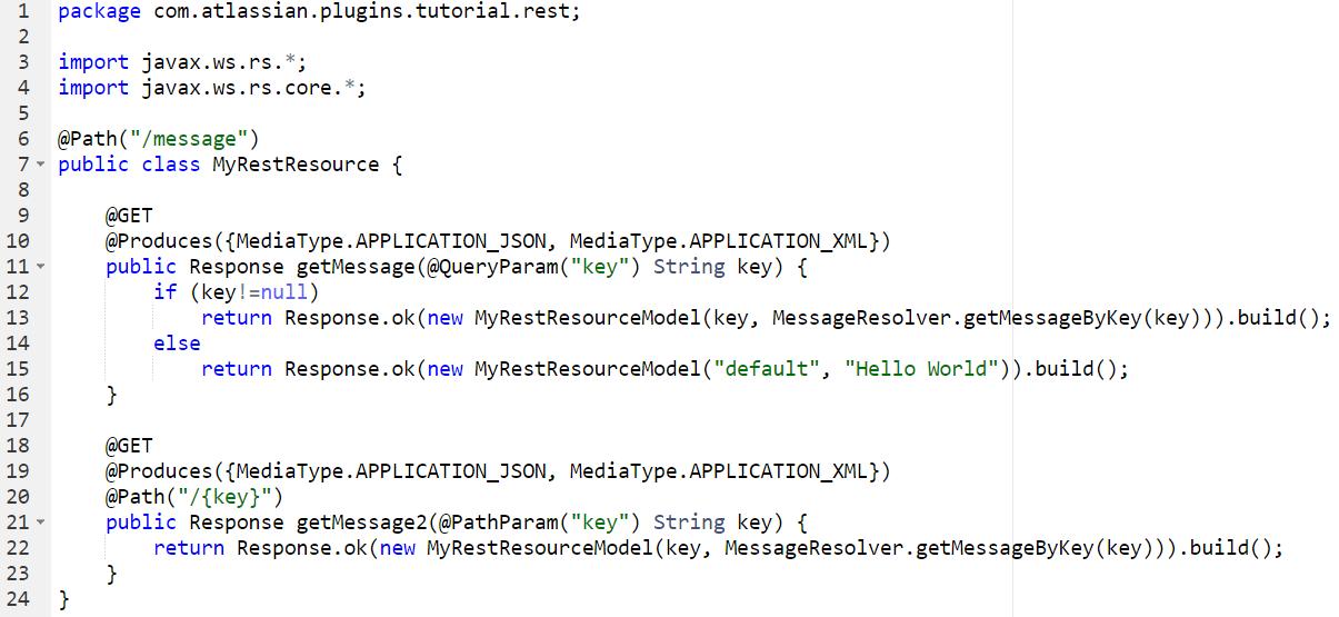 Разработка плагинов для Atlassian JIRA - 7