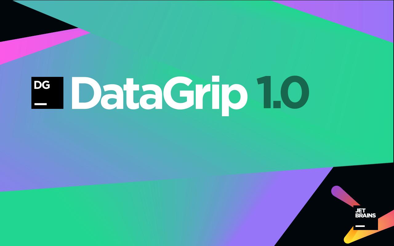 Релиз DataGrip (экс-0xDBE) 1.0 — новой IDE для SQL - 1