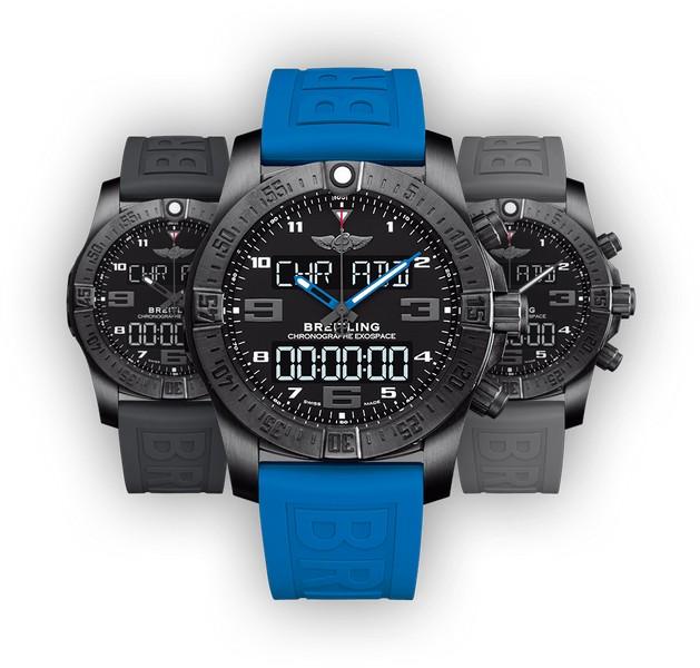 Часы Breitling Exospace B55 стоят почти $9000