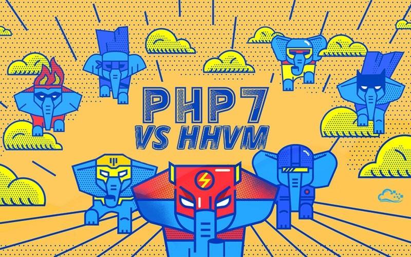 Сравнение производительности PHP 7.0 и HHVM - 1