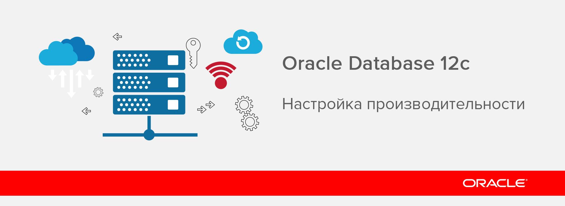 Oracle Database 12c: настройка производительности - 1