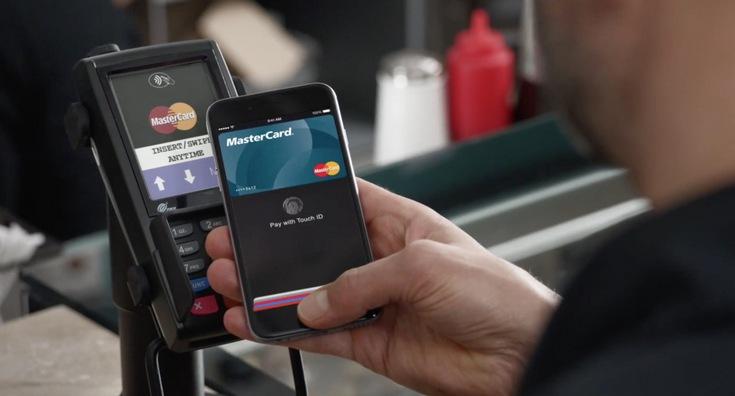 Сервис Apple Pay запустят в Китае при поддержке China UnionPay