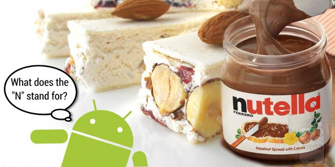 Google может предложит поклонникам проголосовать за название новой версии Android N