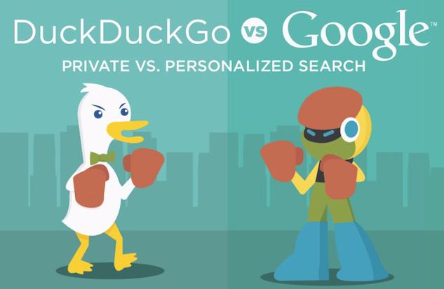 Аудитория поисковика DuckDuckGo выросла на 70% за год - 1
