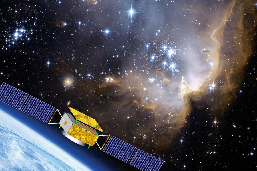 Китай успешно запустил зонд-спутник поиска темной материи - 3