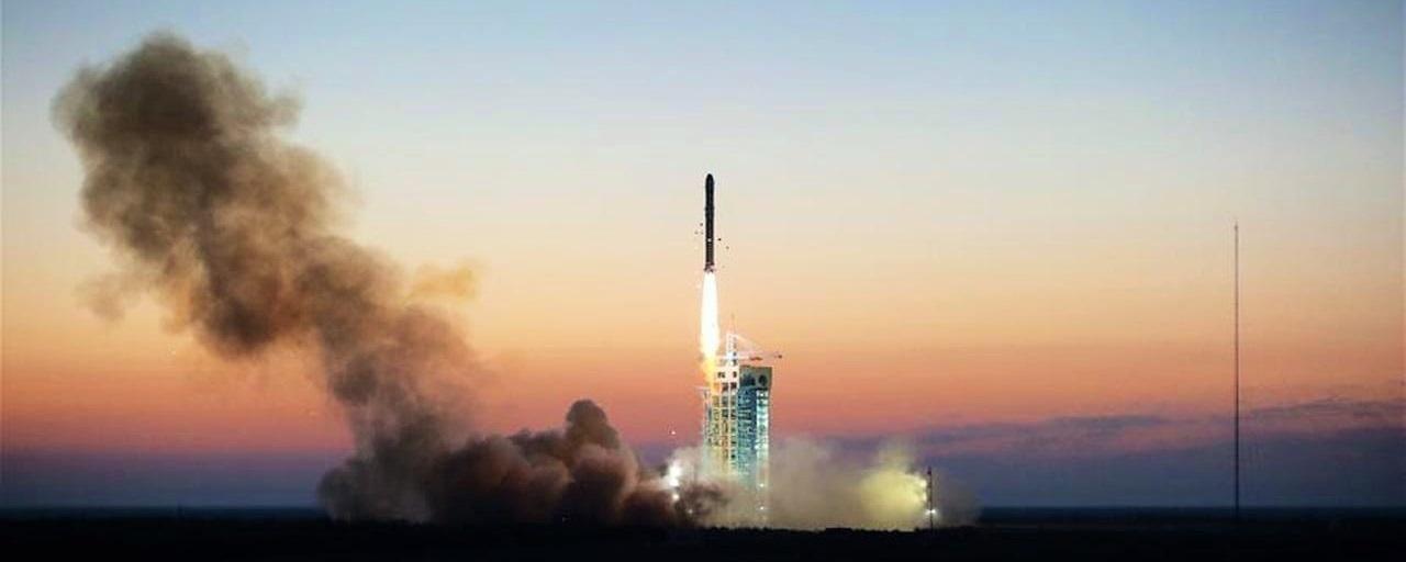 Китай успешно запустил зонд-спутник поиска темной материи - 1