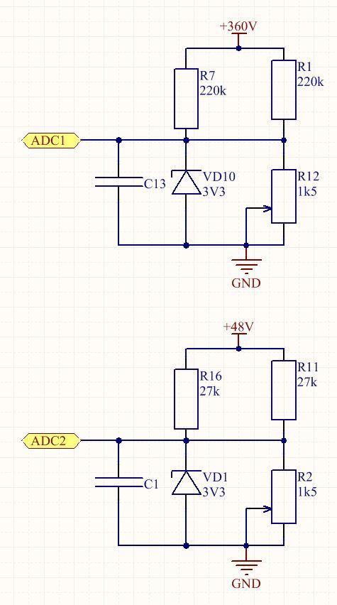 Индикация выходных параметров и реализация защиты нагрузки в ИБП. Часть 4.1 - 8