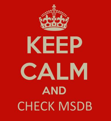 История про msdb размером в 42 Гб - 1