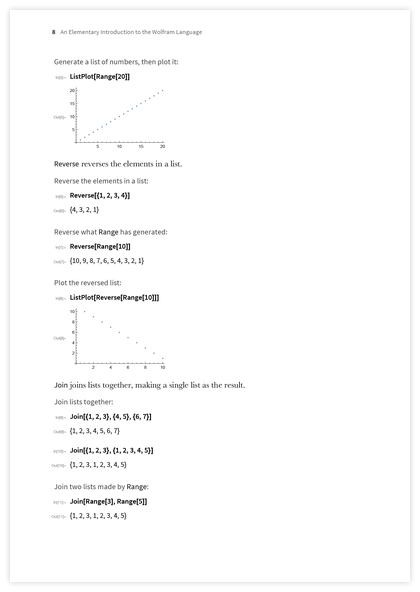 Книга Стивена Вольфрама «Элементарное введение в язык Wolfram Language» - 12