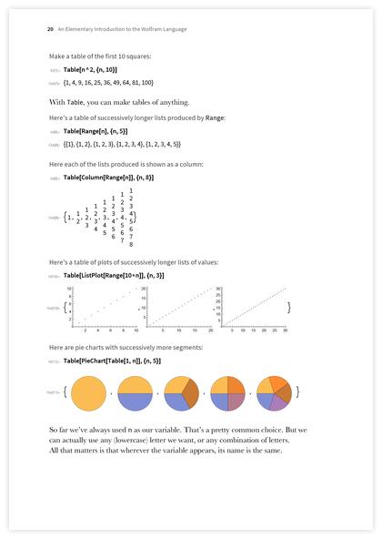 Книга Стивена Вольфрама «Элементарное введение в язык Wolfram Language» - 15