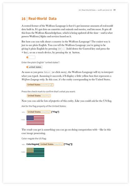 Книга Стивена Вольфрама «Элементарное введение в язык Wolfram Language» - 25