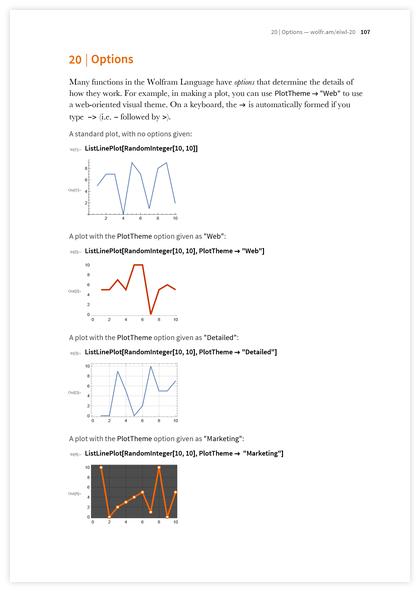 Книга Стивена Вольфрама «Элементарное введение в язык Wolfram Language» - 28