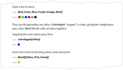 Книга Стивена Вольфрама «Элементарное введение в язык Wolfram Language» - 5