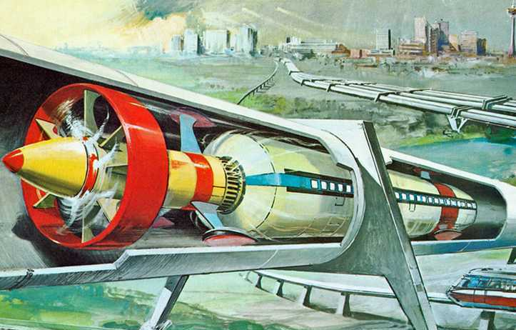 SpaceX продолжает конкурс Hyperloop Pod Competition