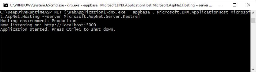 Погружение в ASP.NET 5 Runtime - 10
