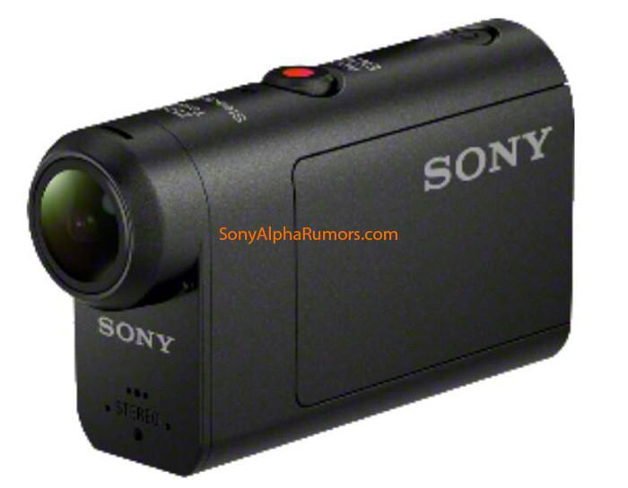 По предварительным данным, камера Sony HDR-AS50 будет оснащена объективом Zeiss