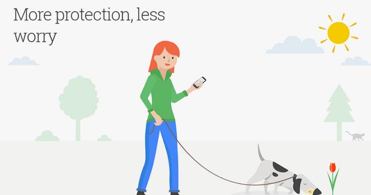 Расширенная гарантия Nexus Protect для аппаратов Project Fi стоит дополнительные $5 в месяц