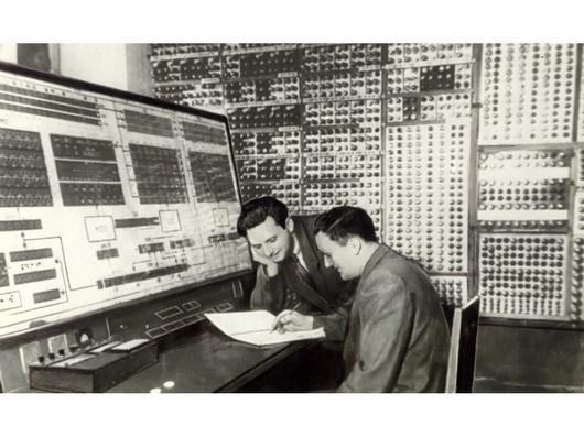 Советская вычислительная школа Сергея Лебедева - 7