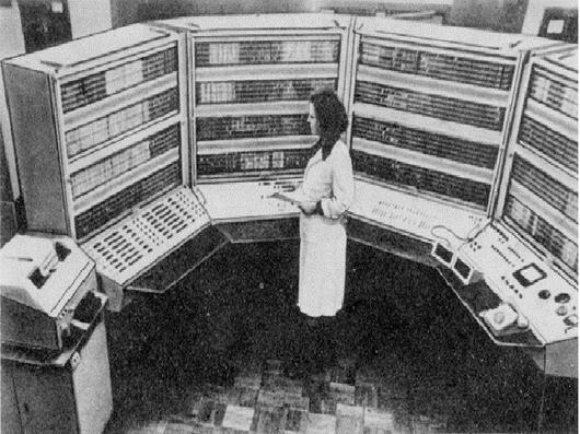 Советская вычислительная школа Сергея Лебедева - 8