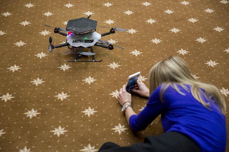FAA может сделать публичными данные зарегистрироваших свои дроны