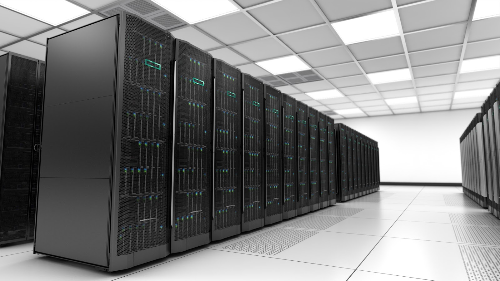 HPE предлагает Компонуемую Инфраструктуру - 1
