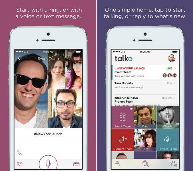 Talko переходит под крыло Microsoft и станет частью Skype