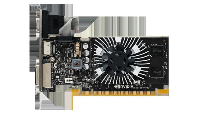 Видеокарта GeForce GT 930 будет существовать в пяти модификациях
