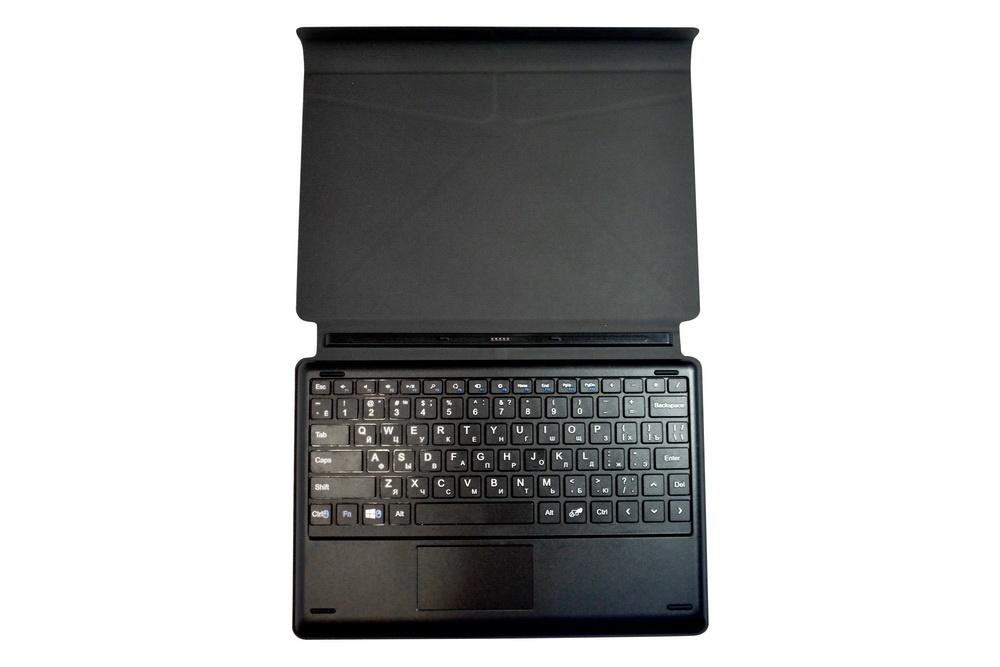 Обзор Irbis TW30: планшет-трансформер с Windows 10 на процессоре Intel® Atom™ - 7
