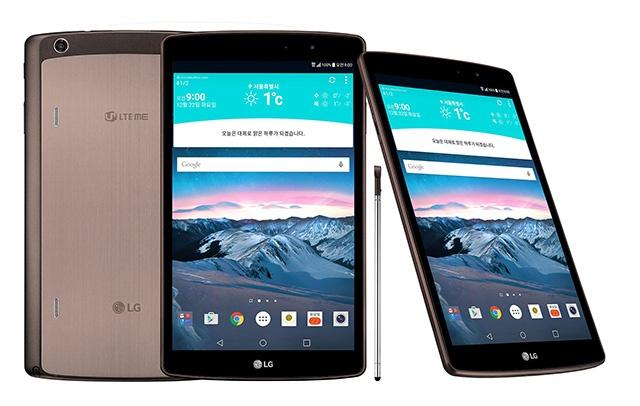 Планшет LG G Pad II 8.3 получил SoC Snapdragon 615
