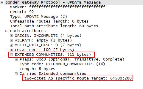Сети для самых маленьких. Часть одиннадцатая. MPLS L3VPN - 23