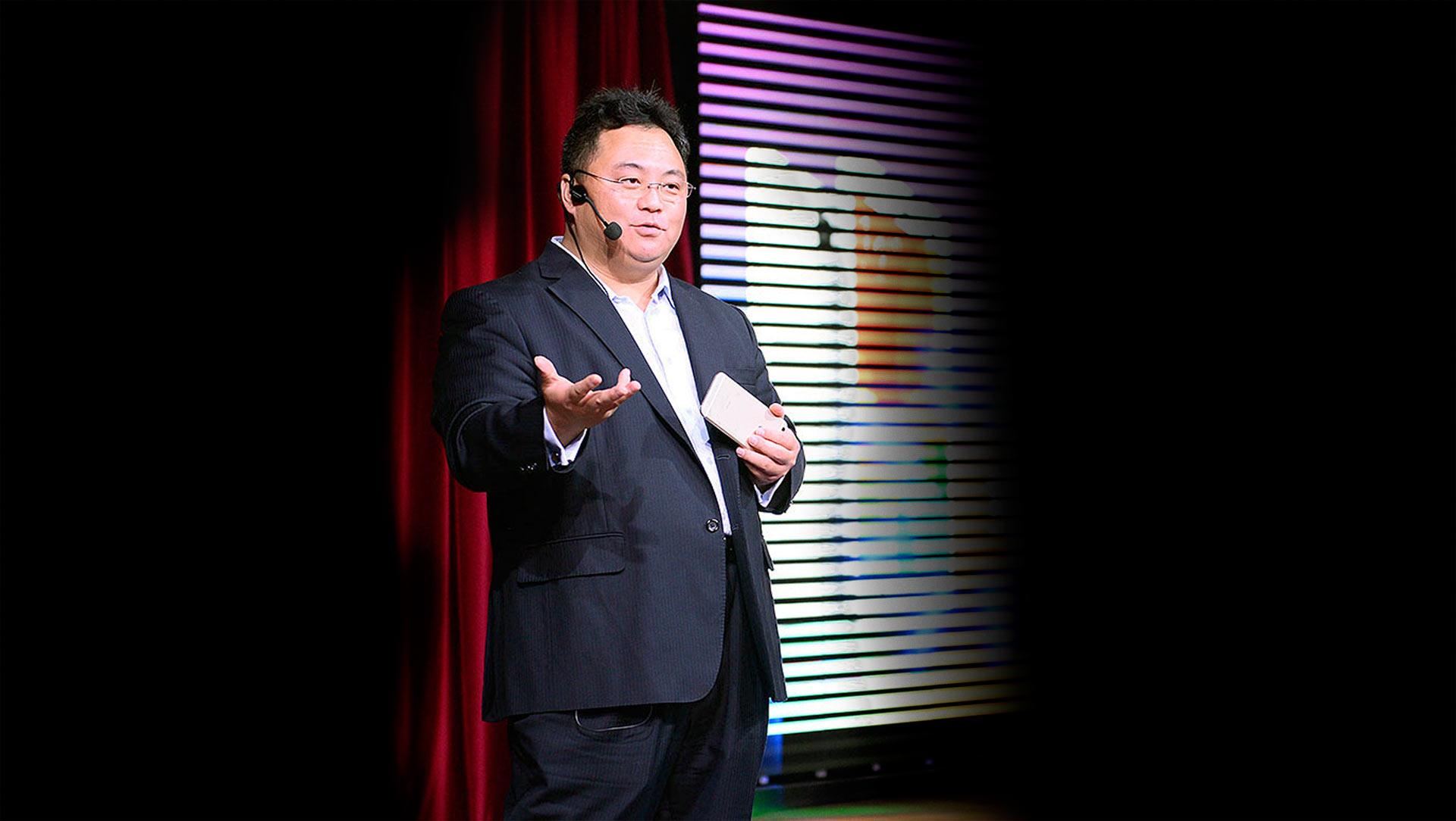 Виктор Сюй, JD.com