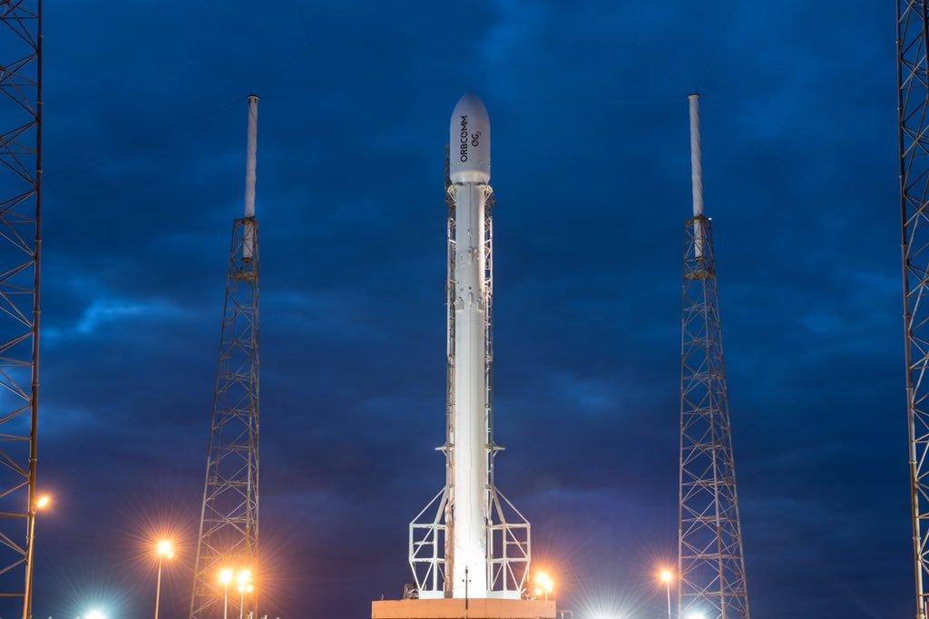 [Запуск и посадка успешны] Этой ночью SpaceX впервые попытается посадить первую ступень ракеты Falcon 9 на сушу - 6