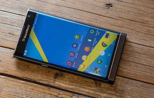 Смартфон BlackBerry Priv разошёлся тиражом не более 50 000 устройств