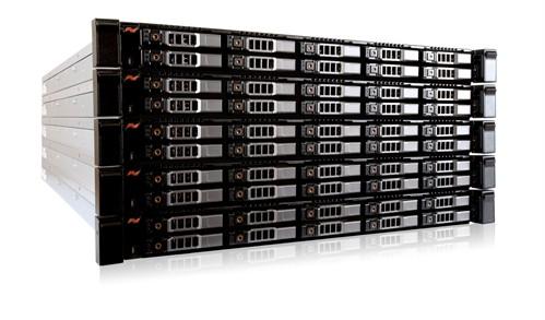SolidFire выпускает хранилища SF3010 и SF6010 для облачных серверов, полностью состоящее из SSD
